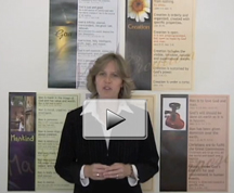 How to use Biblical Integration Posters with Deborah Bagley